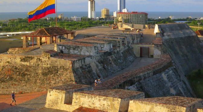 Castillo San Felipe Bellezas Latinoamericanas Cartagena