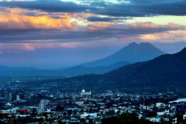 Mi País - Bellezas Latinoamericanas El Salvador