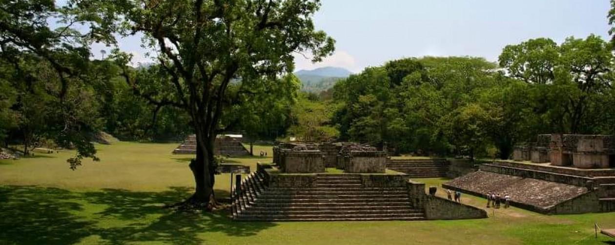 Bellezas Latinoamericanas Ruinas de Copan